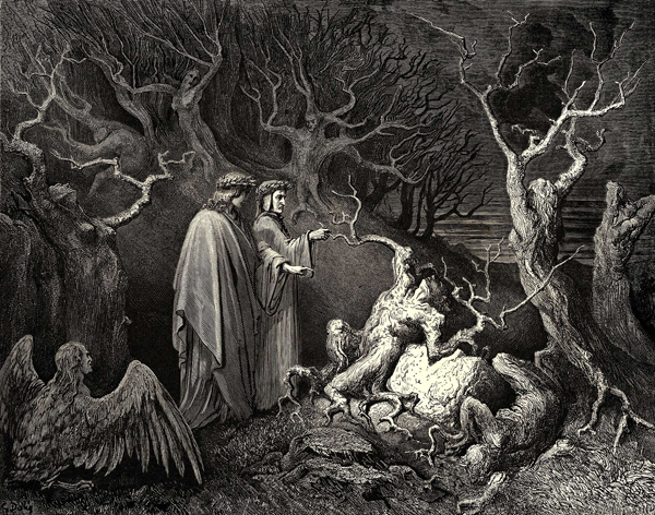 Gustave Doré's The Inferno