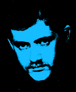 Image of Patrick Cowley from the School Daze record sleeve