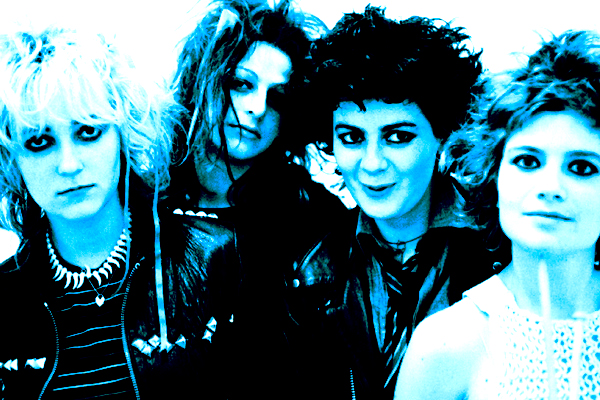The Slits are just typical girls