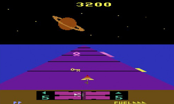 Screenshot of Solaris in in action