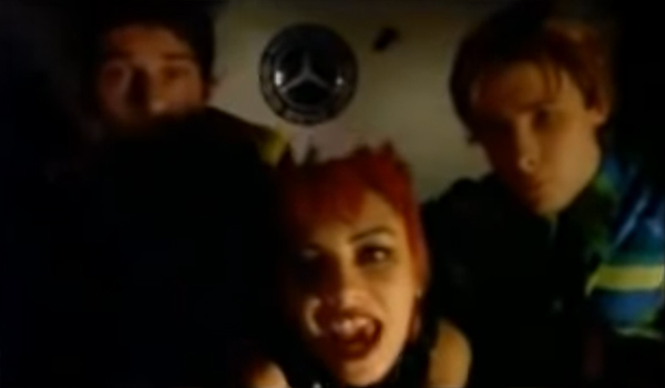 The group gets up in your face in the Tesko Suicide music video